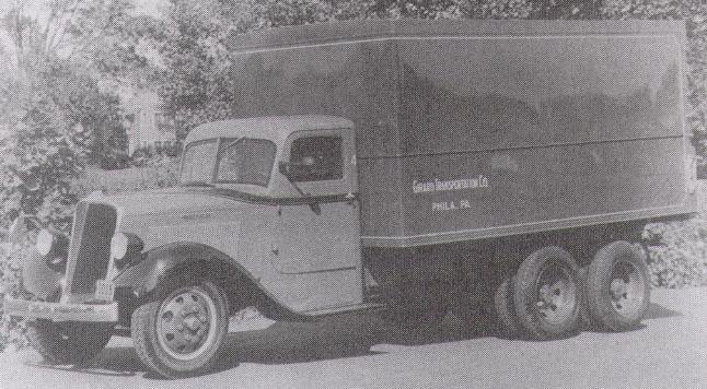1943 studebaker ff78