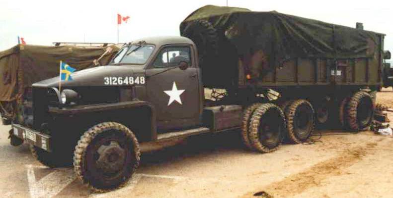 1943 studebaker US6 tractor