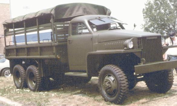 1943 Studebaker US6U3 BO