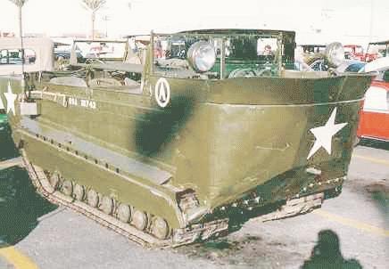 1943 studebaker Weasel Tank LB