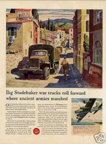 1944 ad now Studebaker