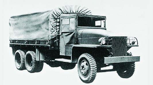 1944 Studebaker US6.U7, 6x6