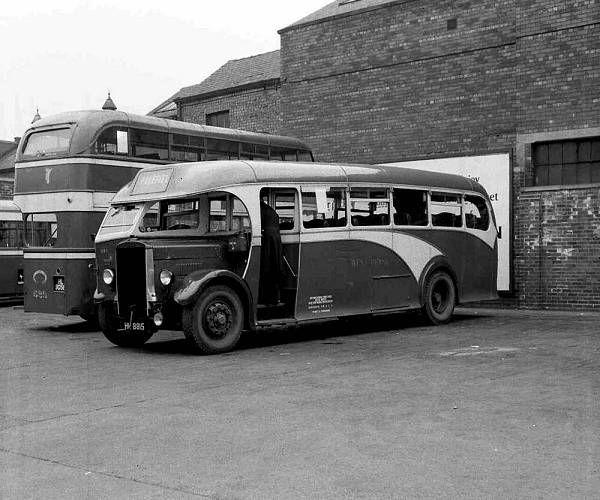 1946 Leyland TS8 Barnaby