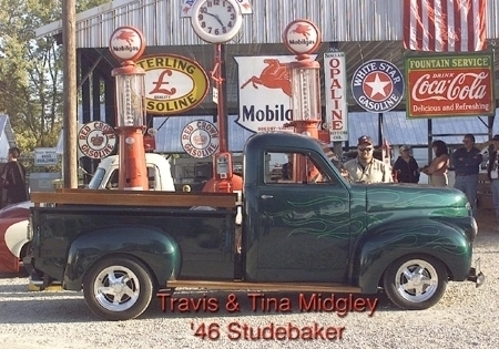 1946 Studebaker M-Series Truck