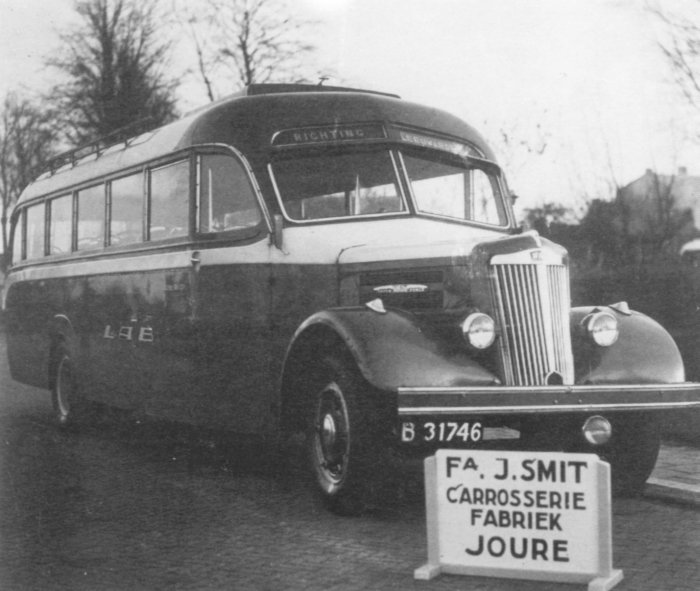 1946 White LAB Smit Joure B-31746