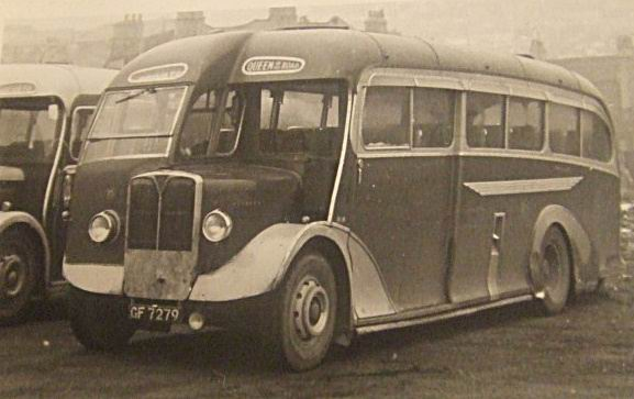 1947 AEC Longwell Green Bence's