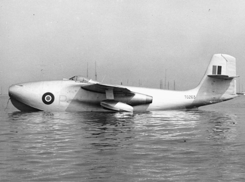 1947 Saunders-Roe SR.A.1