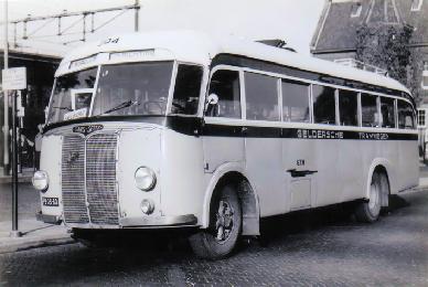 1947 Saurer 4 CT 1D carr Seitz GTW 194