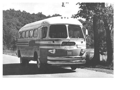 1947 Spartan 21-pax Coach