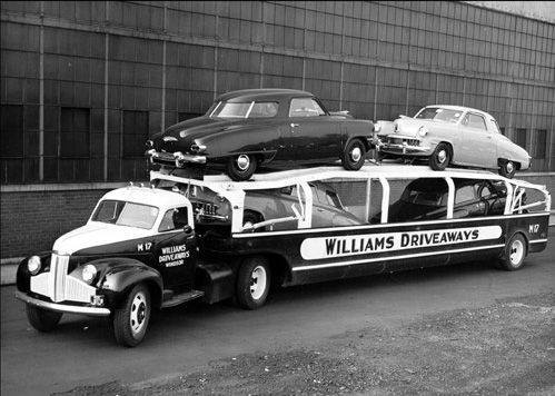 1947 Studebaker Transport