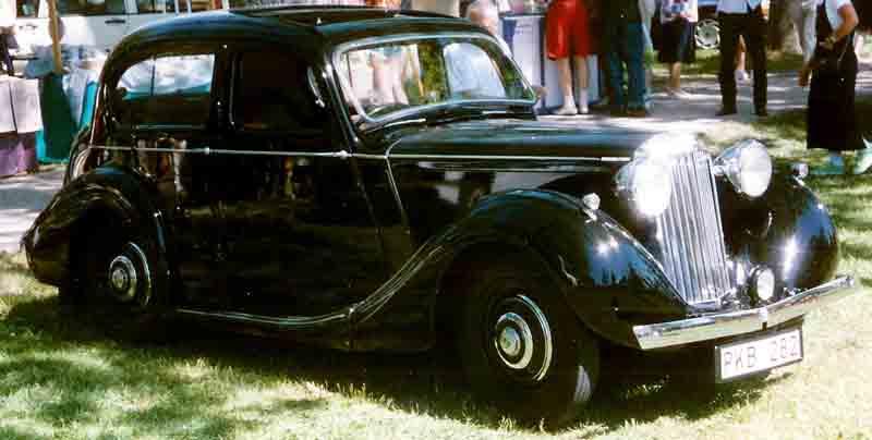 1947 Sunbeam-Talbot Saloon