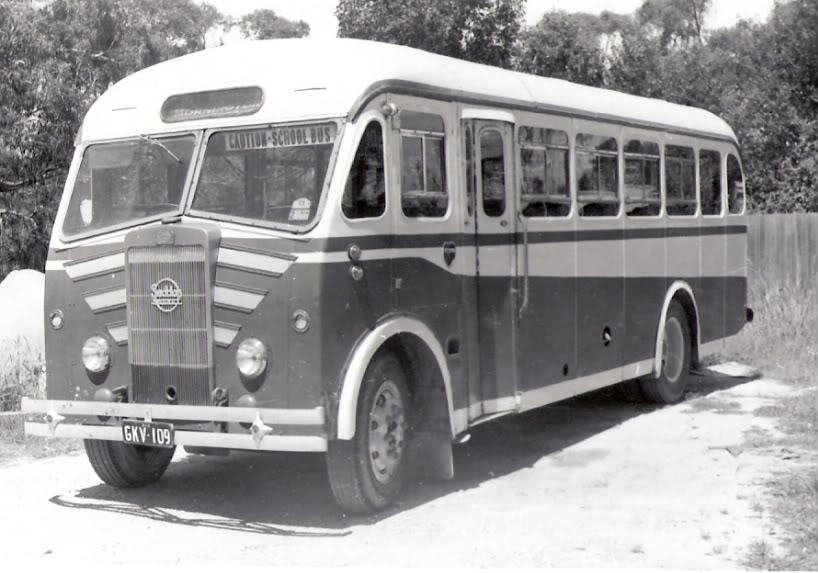 1948-74 Seddon GKV109 in Victoria