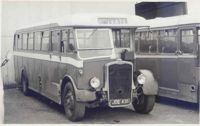 1948 Bristol L5G Strachan DP35F