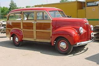 1948 M5 Studebaker Woody