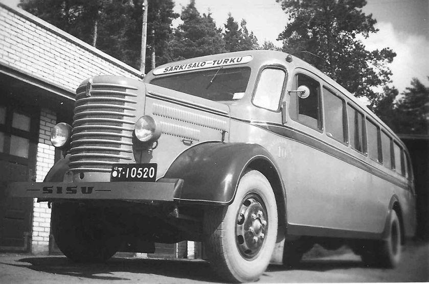1948 Sarkisalon Linja 10