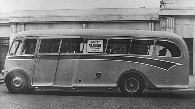 1948 SeddonMK4 Gurney Notting Body