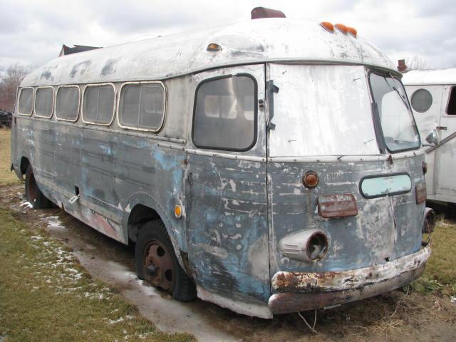 1948 Spartan 28' Bus