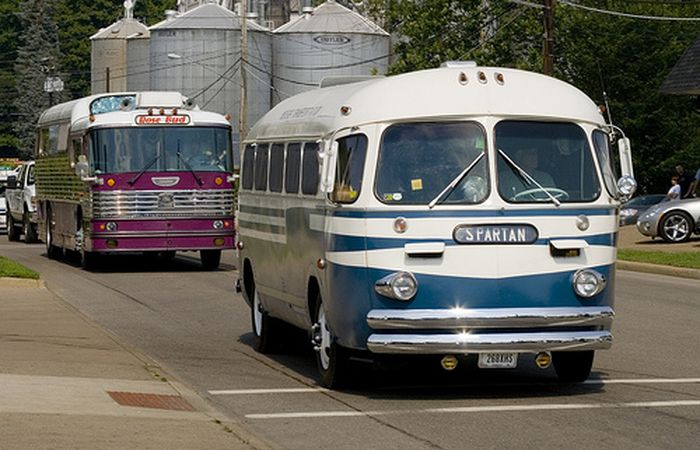 1948 Spartan 700 coach expected for historic bus gathering