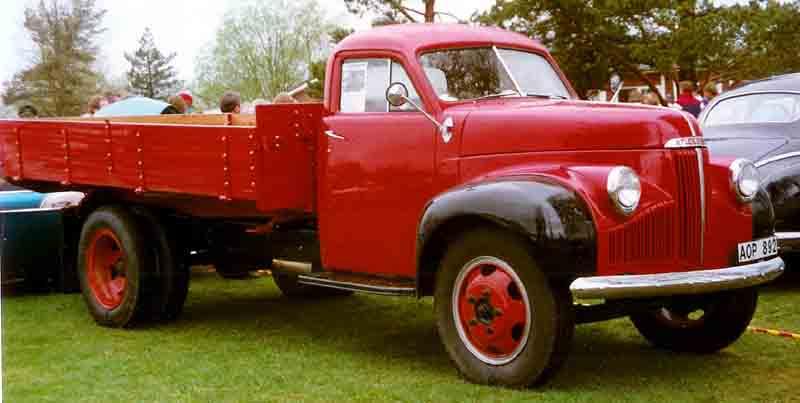 1948 Studebaker M16 52A Truck