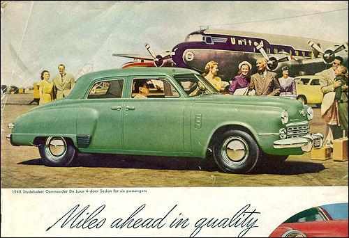 1948 studebaker sedan