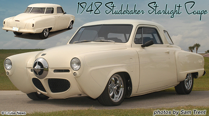 1948 Studebaker starlight Coupe Feature-Top