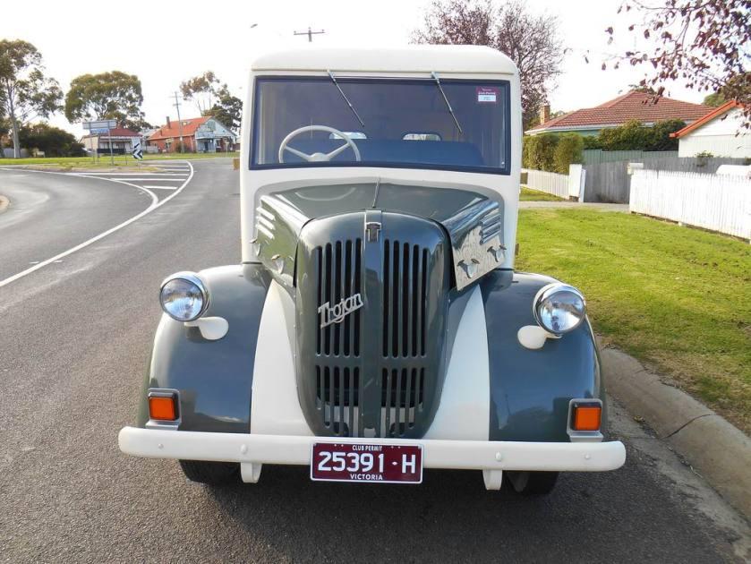 1948 Trojan 15 Van a