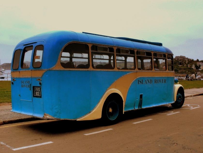 1948 VVS 913 Austin CXB Barnard B33F