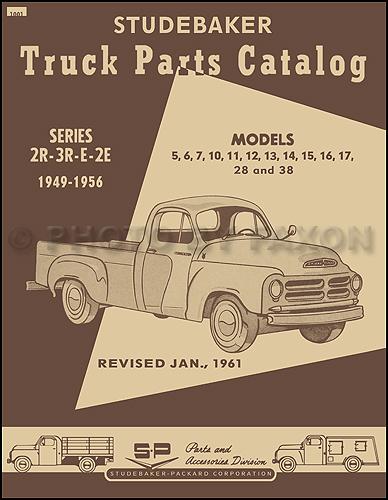 1949-56 StudebakerTruckFALRPB