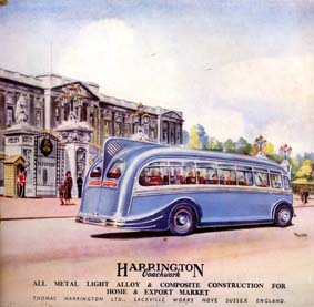 1949 Harrington Ad