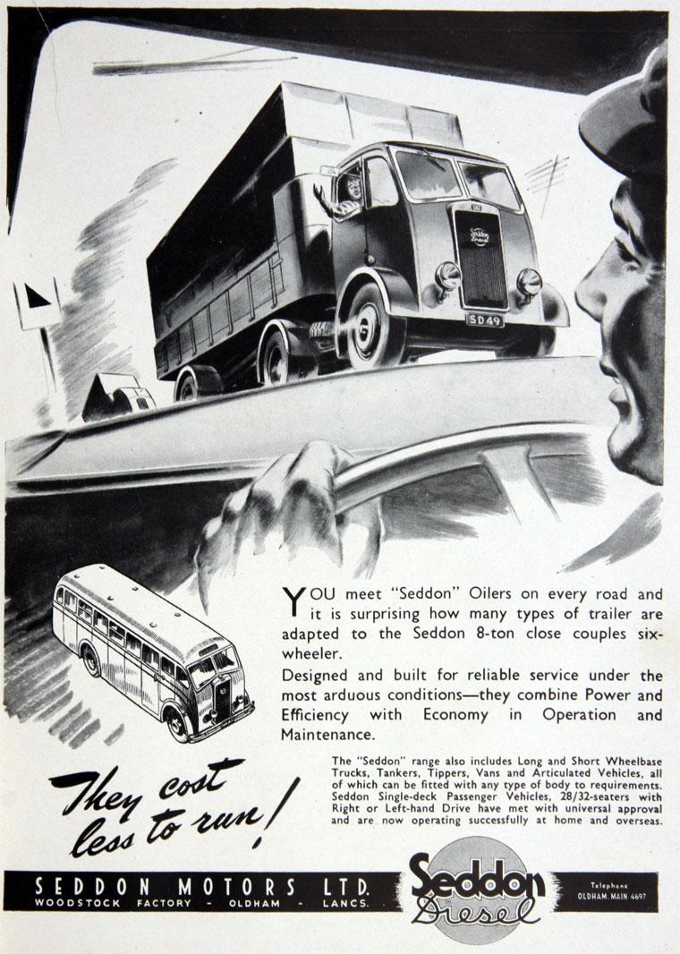 1949 Seddon 1