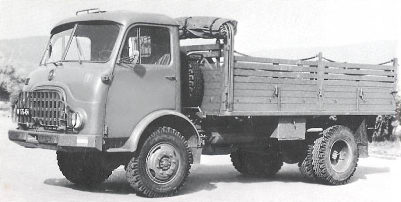 1949 steyr 680a