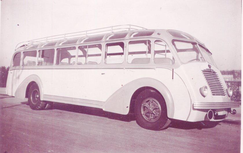 1950 Brounais car Floirat