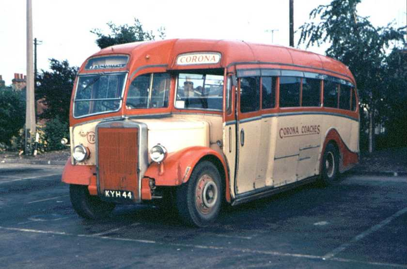 1950 Leyland PS2 Harrington
