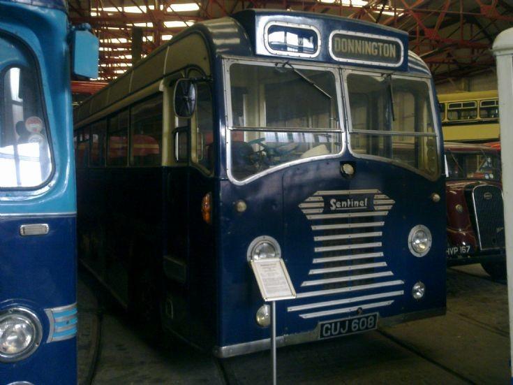 1950 Sentinel STC4