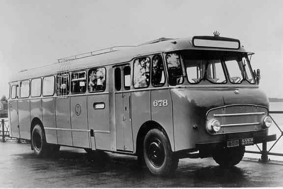 1950 SISU Ajokki