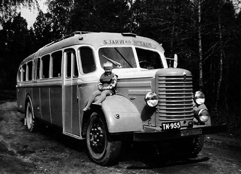 1950 Sisu