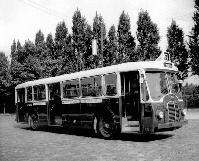 1950 Somua OP5-3