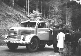 1950 Steyr 380 Abschleppwagen