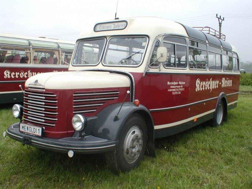 1950 STEYR 380 QUa