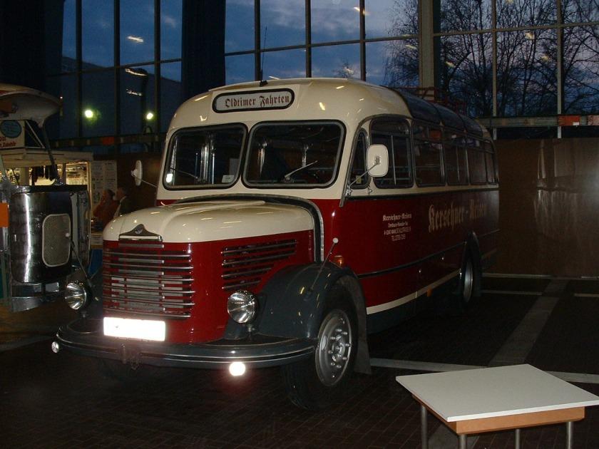 1950 Steyr 380Q