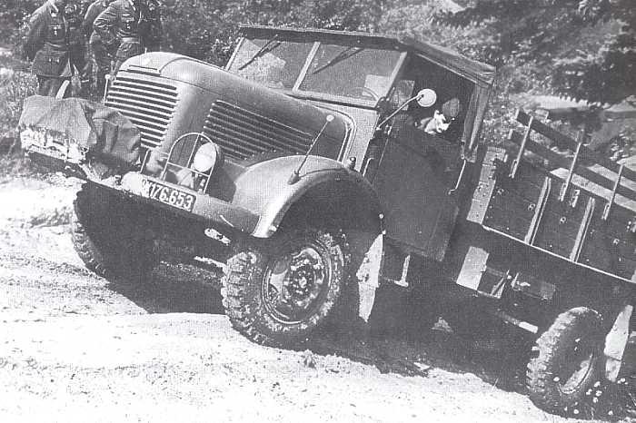1950 Steyr 580bh3