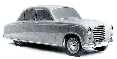 1950 Steyr 60 - Modell 1950
