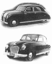 1950 Steyr 60 - Prototypen