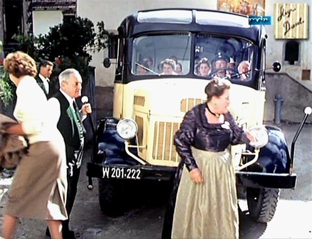 1950 Steyr Diesel 380 a Postbus