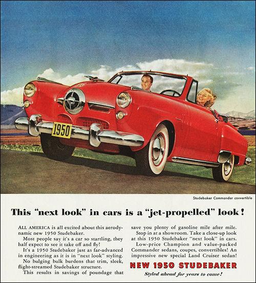1950 studebaker 20
