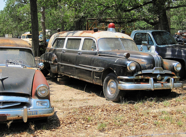 1950 Studebaker Amb