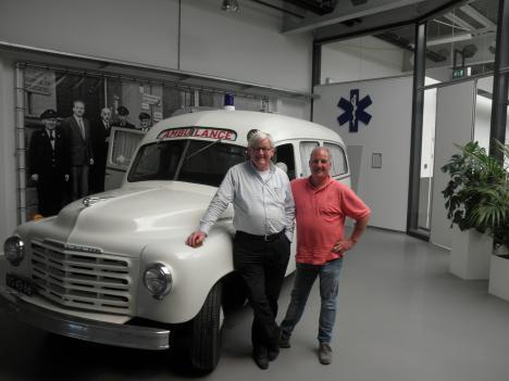 1950 Studebaker Ambulance Nederland