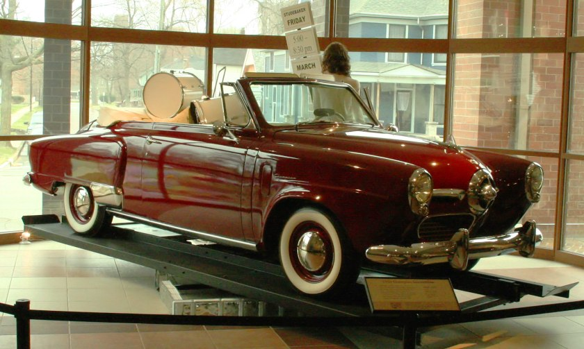 1950 Studebaker-champion-convertible