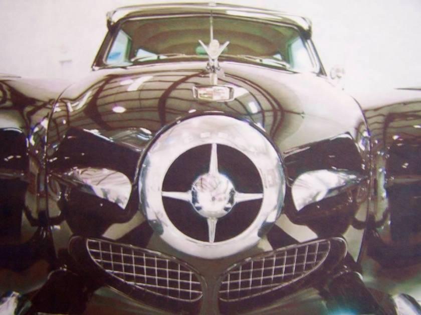 1950 Studebaker Metal Nosed.
