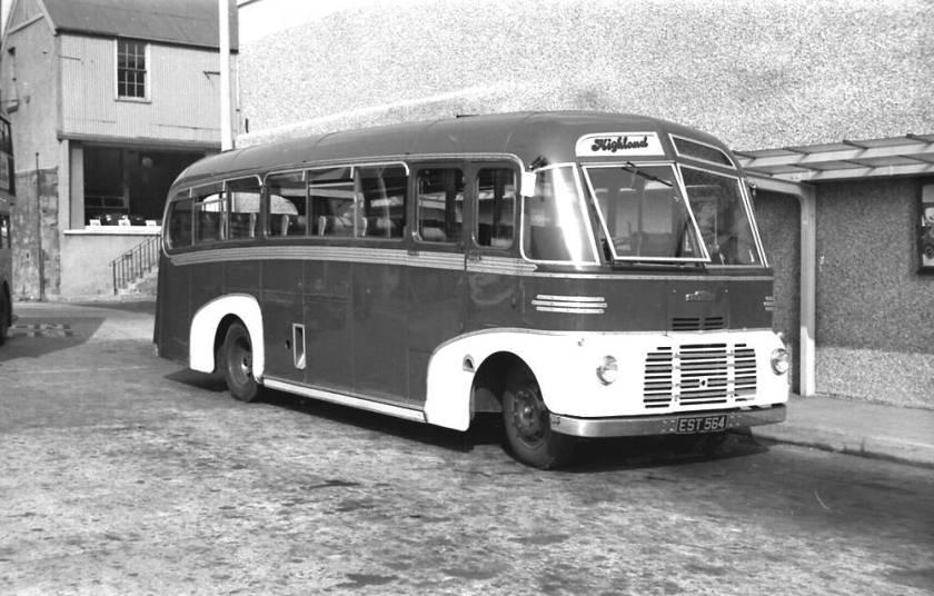 1951 Kenex C32F bodied Austin CXD